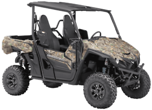 2019 WOLVERINE X2 EPS CAMO R-SPEC - YAMAHA SIDE BY SIDE