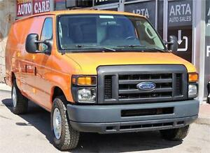 2012 Ford Econoline Cargo Van /\extended/\e-250/\2045