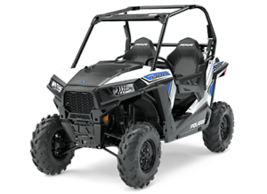 POLARIS RZR 900 WHITE LIGHTNING