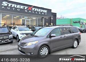 2012 Toyota Sienna XLE w/7 PASSENGER, BACKUP CAM, & DVD PLAYER