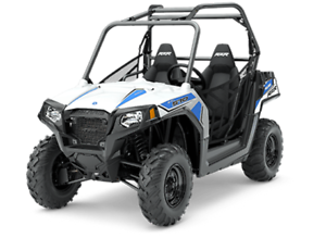 POLARIS RZR 570 WHITE LIGHTNING