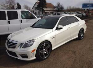 2010 Mercedes-Benz E63, CLEAN CARPROOF, 72K, $42,500