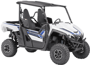 2019 WOLVERINE X2 EPS R-SPEC - YAMAHA SIDE BY SIDE