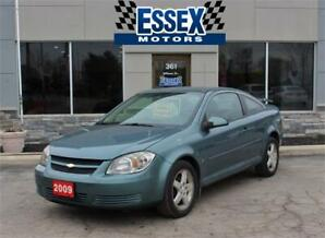 2009 Chevrolet Cobalt LT w/1SA***Automatic**SAFETIED**NEW BRAKES