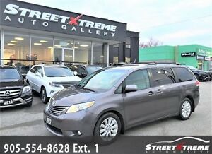 2012 Toyota Sienna XLE|7 PASSENGER|ACCIDENT FREE|DVD|HEATED SEAT