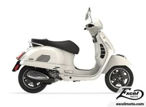 2018 VESPA GTS 300 SUPER ABS E4 WHITE