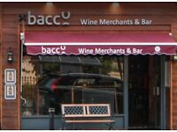 WINE MERCHANTS AND BAR WITH 8 COVERS BUSINESS REF 160066
