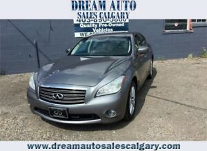 2011 INFINITI M37X AWD NAVIGATION REMOTE START BACK-UP CAM!!