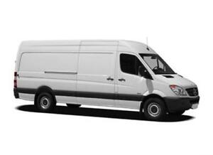 2011 MERCEDES BENZ SPRINTER 3500 BLUETEC