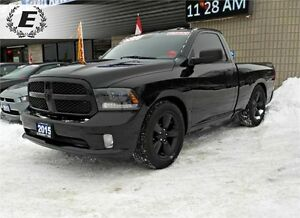 2015 Ram 1500 ST BLACK EXPRESS |WITH NEW RIMS & TIRES