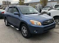 2007 Toyota RAV4 Limited/accident free/4 cylinder/certified City of Toronto Toronto (GTA) Preview