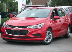 2017 Chevrolet Cruze LT Turbo|Sunroof|Remote Start|Heated Seats|