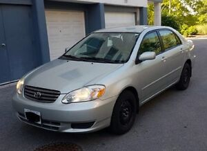 2004 Toyota Corolla For Sale!