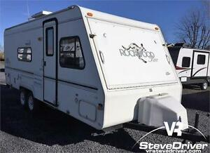 2001 Forest River Rockwood Roo 23