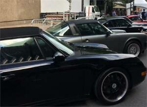 1963-1998 AIR-COOLED PORSCHES WANTED