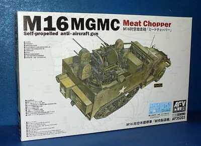 AFV Club 1/35 35203 M16 Multiple Gun Motor Carriage 'Meat Chopper'
