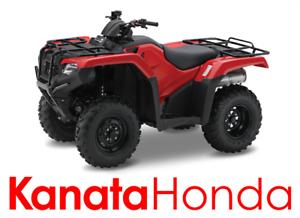 2020 HONDA TRX420FM1K ATV
