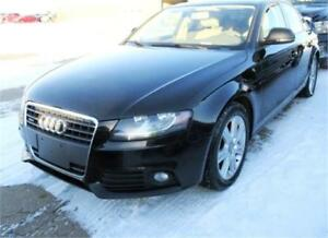 """NO ACCiDENT/LEASE BACK""  2009 AUDI A4 2.0 TURBO QUATTRO SPORT"