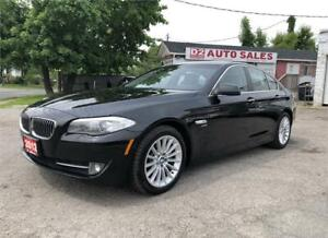 2012 BMW 535i xDrive/Comes Certified/360° Camera/Loaded