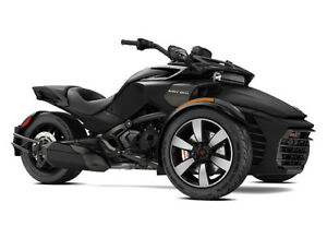 2017 Can Am Spyder F3-S / Brand New