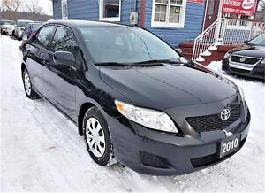2010 Toyota Corolla CE | CAR LOAN AVAILABLE FOR ANY CREDIT
