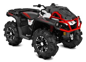Used 2016 Can-Am 1000R X mr