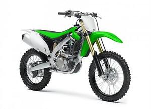 PRE SEASON SALE! 2014 KX 450F BRAND NEW!