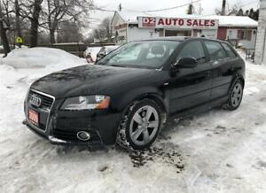 2009 Audi A3 S-Line/Automatic/Certified/Leather/Roof/AWD