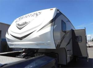 2017 WESTERN COUNTRY 27 BH  FIFTH WHEEL WITH BUNKS