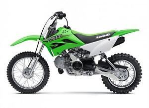KLX110 ELECTRIC START