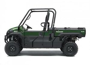 *Brand New* Kawasaki PRO-FX EPS 3.9% or FREE Winch Save $2400!