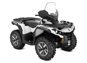 2019 Can Am Outlander 650 North Edition (Brand New)