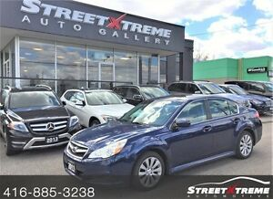 2011 Subaru Legacy 2.5i Limited & Nav Pkg *AWD & ACCIDENT FREE*