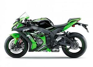 NINJA ZX-10R ABS KAWASAKI RACING TEAM EDITION