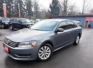 2013 Volkswagen Passat Trendline | EASY CAR LOAN FOR ANY CREDIT! Oakville / Halton Region Toronto (GTA) image 3