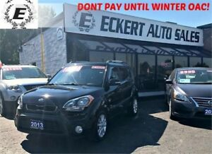 2013 Kia Soul ECO WITH BLUETOOTH