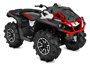 Can Am Outlander XMR 850 EFI