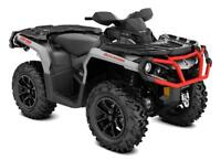 HIGH HP ATV SALE ON 2018 850 AND 1000 CAN AM OUTLANDERS Peterborough Peterborough Area Preview