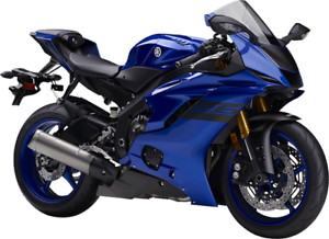 2018 YAMAHA - YZF-R6 ABS MOTOCYCLE