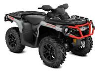 2018 Can-Am Outlander XT 850 - Brushed Aluminum & Can-Am Charlottetown Prince Edward Island Preview