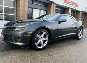 2014 Chevrolet Camaro 2LT * RS * NAVIGATION * HEAD-UP DISPLAY *