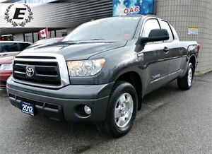 2012 TOYOTA TUNDRA SR5 DOUBLECAB 4X4|DONT PAY FOR 6 MONTHS! OAC