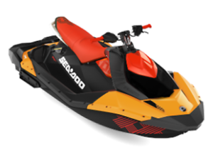 NEW 2018 SEA DOO SPARK TRIXX 3-UP