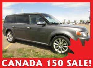 2010 Ford Flex Limited AWD **LEATHER-SUNROOF**