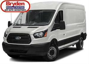 2017 Ford Transit-250 / 3.7L V6 / Auto / RWD **Like New!**