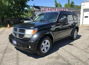 2008 Dodge Nitro Comes Certified/Automatic/4x4/Fog Lights