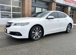 2017 Acura TLX TECH PACKAGE NAVIGATION
