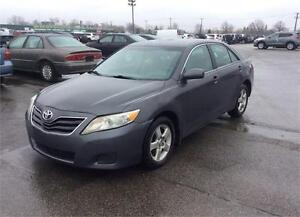 2011 TOYOTA CAMRY 4 Cyl MODELE LE AC GROUPE ELECTRIQUE...