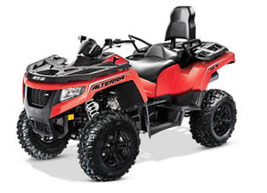 ARCTIC CAT TRV 1000 XT 2017 (VRAI 2 PLACES)