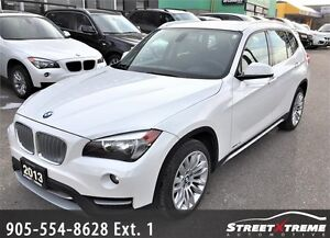 2013 BMW X1 28i |ACCIDENT FREE|NAVI|PANO ROOF|BLUETOOTH|AWD
